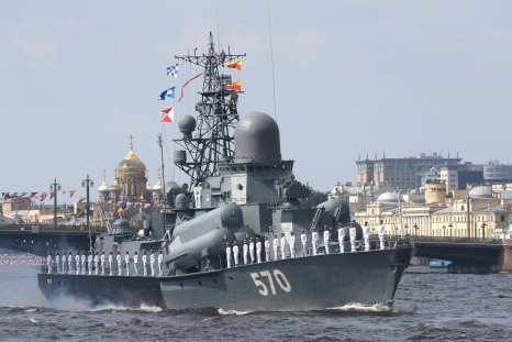 """Karakurt-class corvette """"Sovetsk"""""""