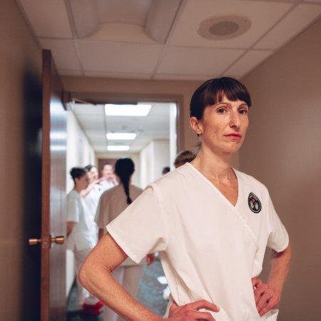 Tara Rynders Pandemic Hero