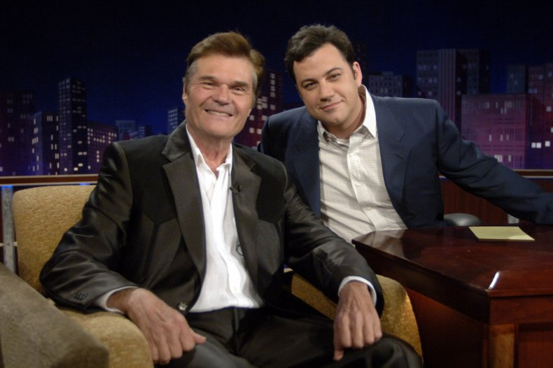 What You Missed on Late Night: Jimmy Kimmel Pays Tribute To Fred Willard