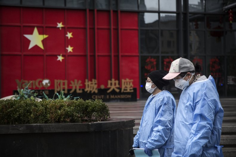 Wuhan coronavirus lockdown