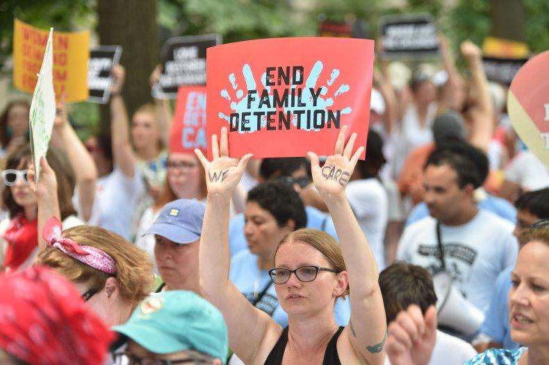 Family detention