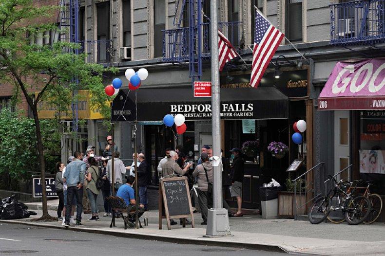 New York Bar Pandemic