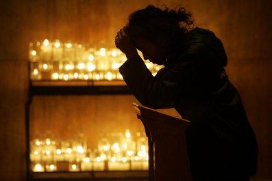 church prayer