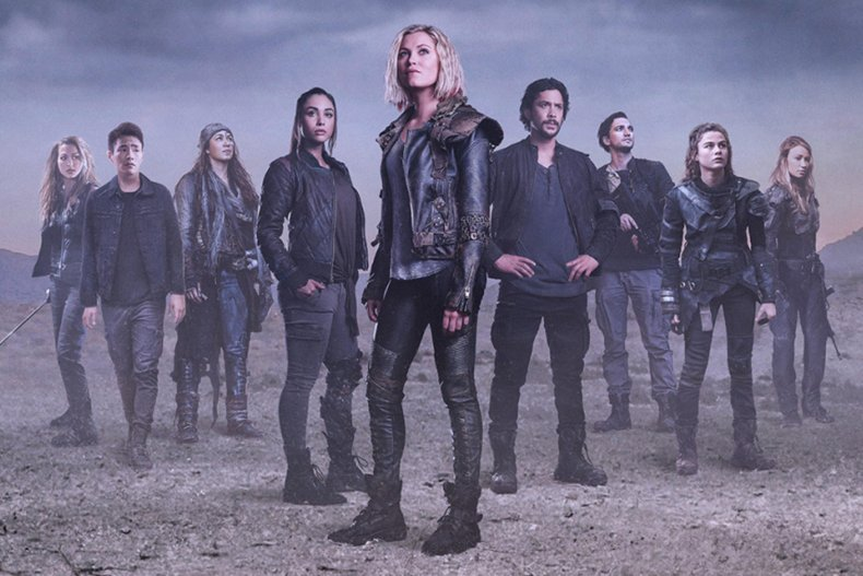 the 100 season 7 streaming