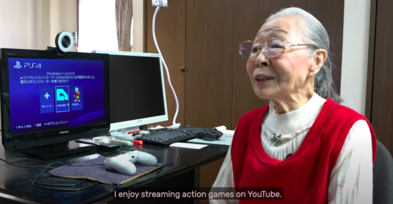 90-Year-Old Grandmother Awarded Guinness World Record for the ...