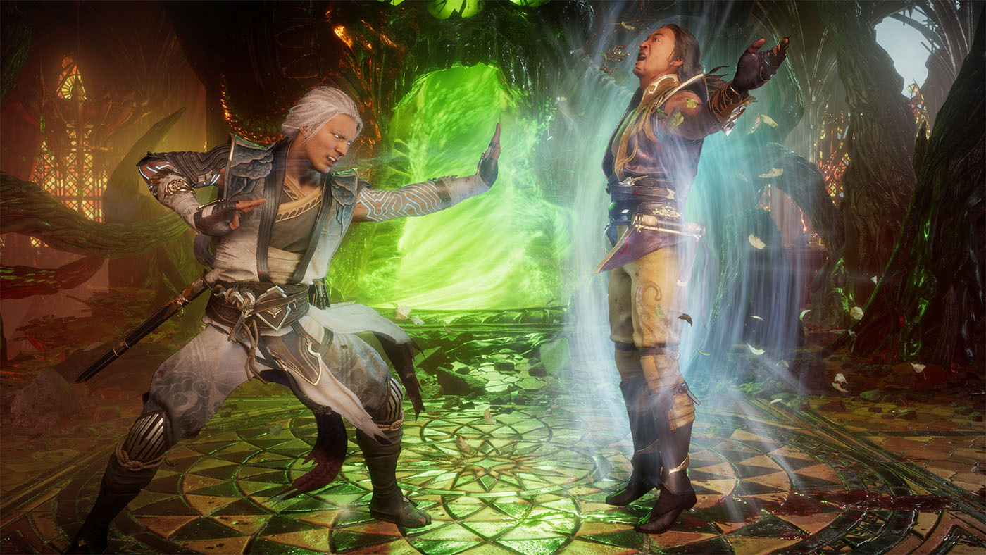 Mortal Kombat 11 Fujin Kombat Kast Start Time And How To Watch Online The Daily Cable