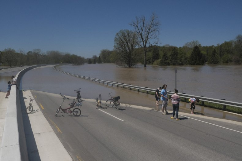 Michigan Flooding