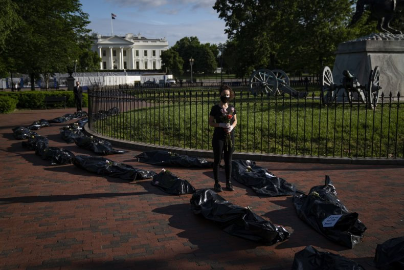 protesters, white house