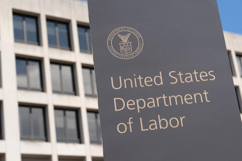 U.S. Department of Labor Building, Washington D.C.