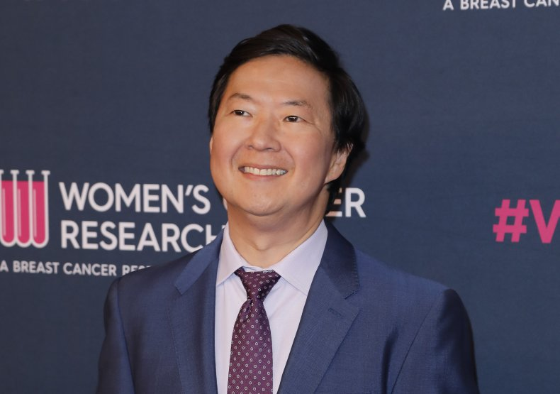 Ken Jeong's Puppy Mocha Steals the Spotlight on 'The Late Late Show'