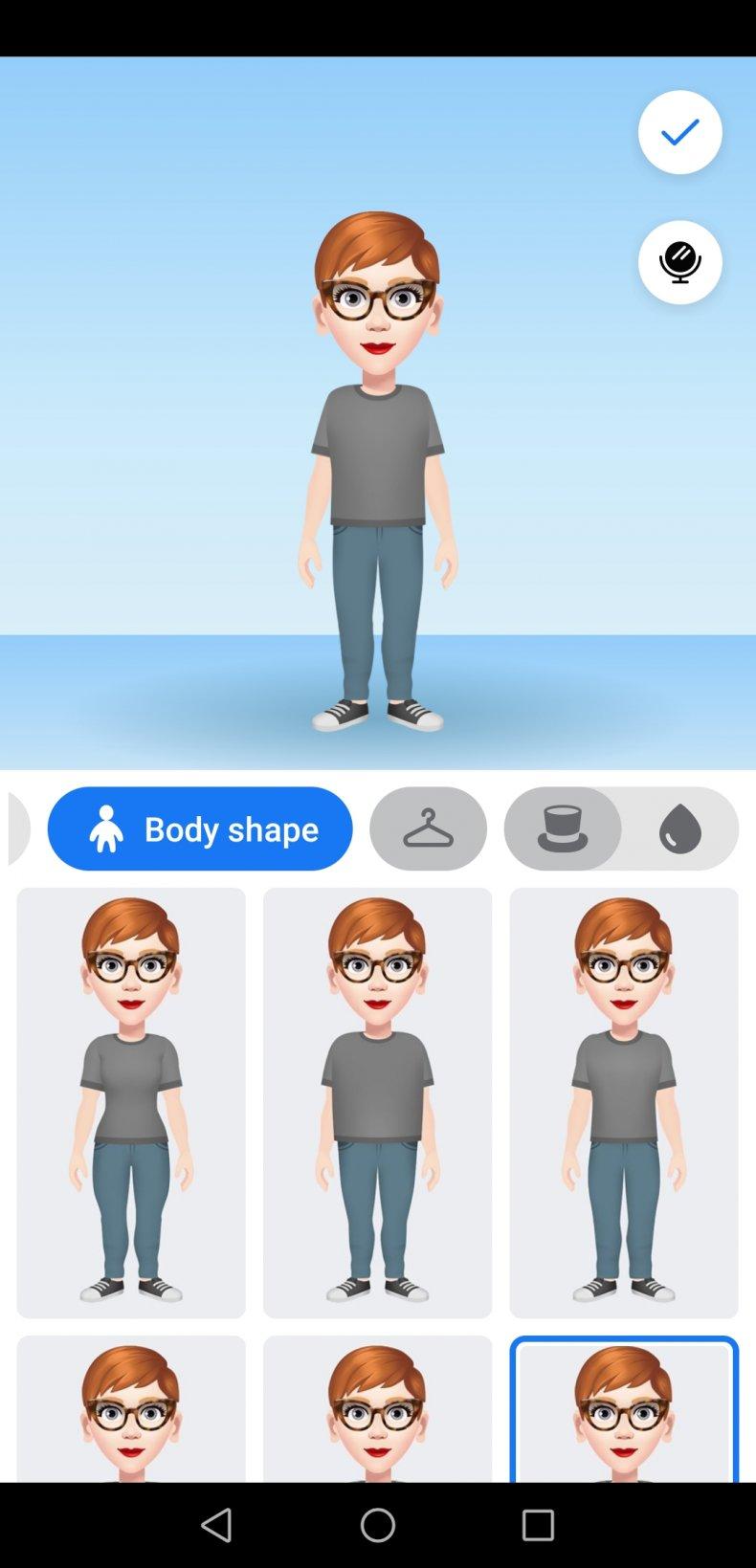 Body Shape FB