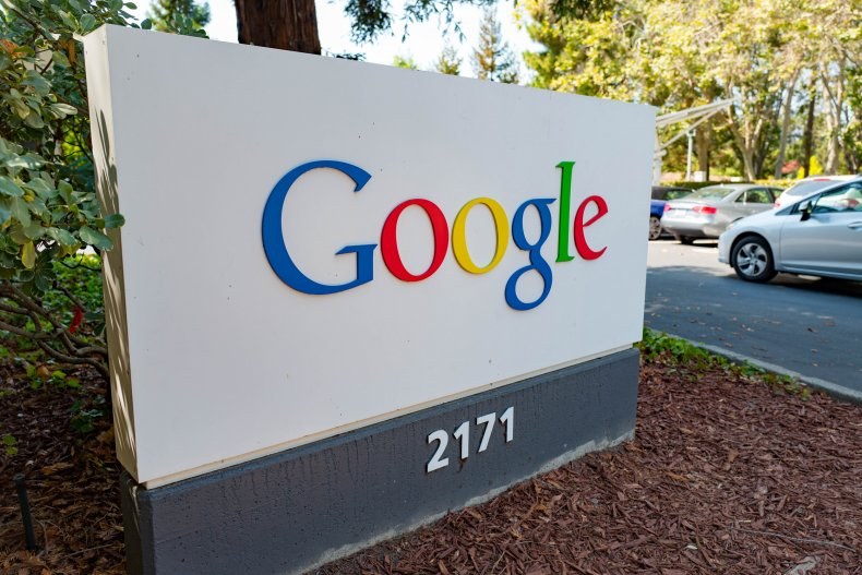 Google headquarters in Silicon Valley