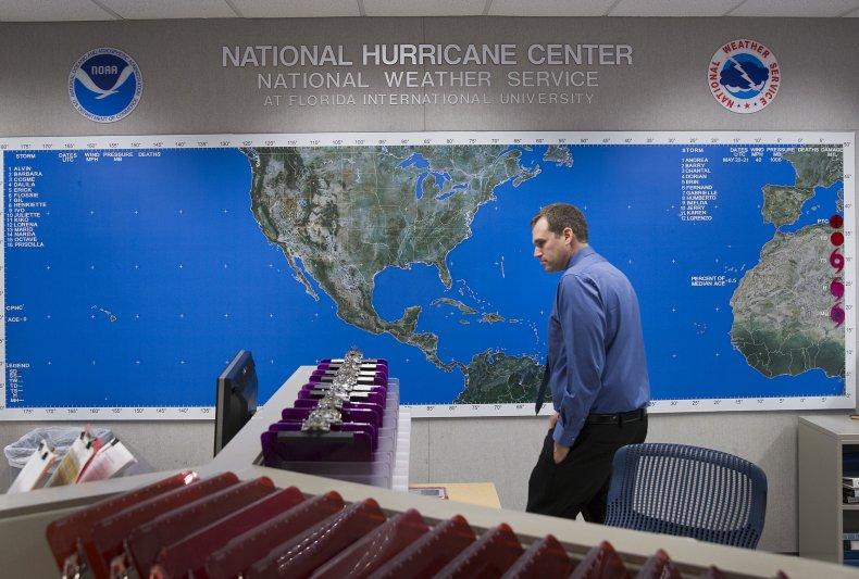 NOAA's National Hurricane Center