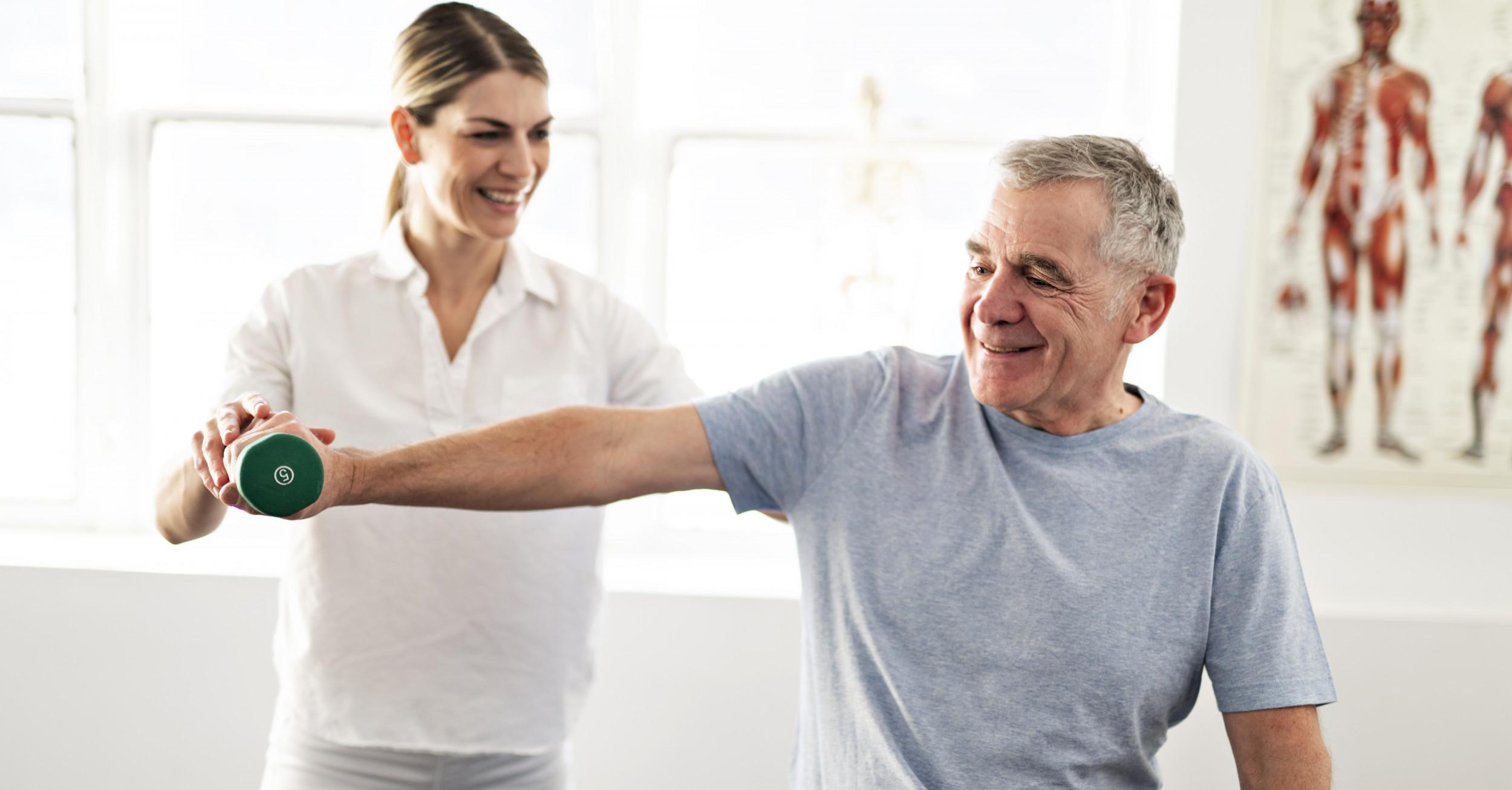 Physical Rehabilitation Centers 2020