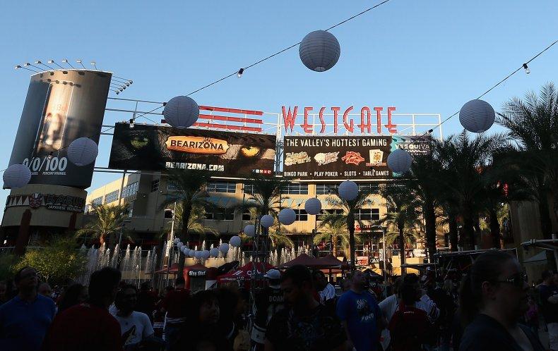Westgate Center Glendale Arizona