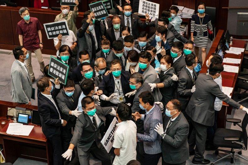 Hong Kong house committee