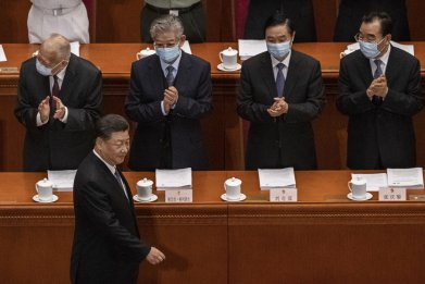 President Xi Jinping, Beijing, China, May 2020