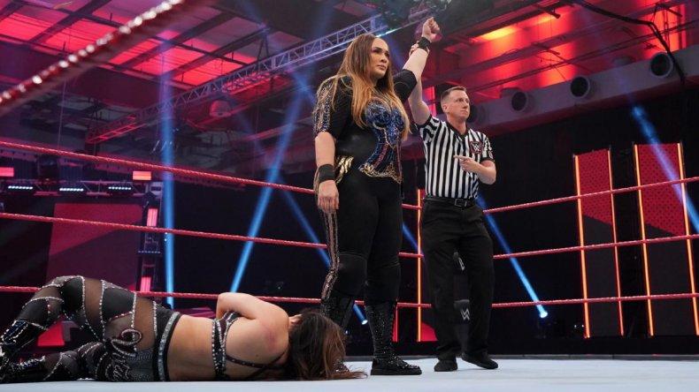 WWE Raw Nia Jax