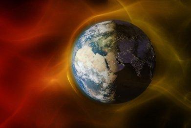 earth magnetic field