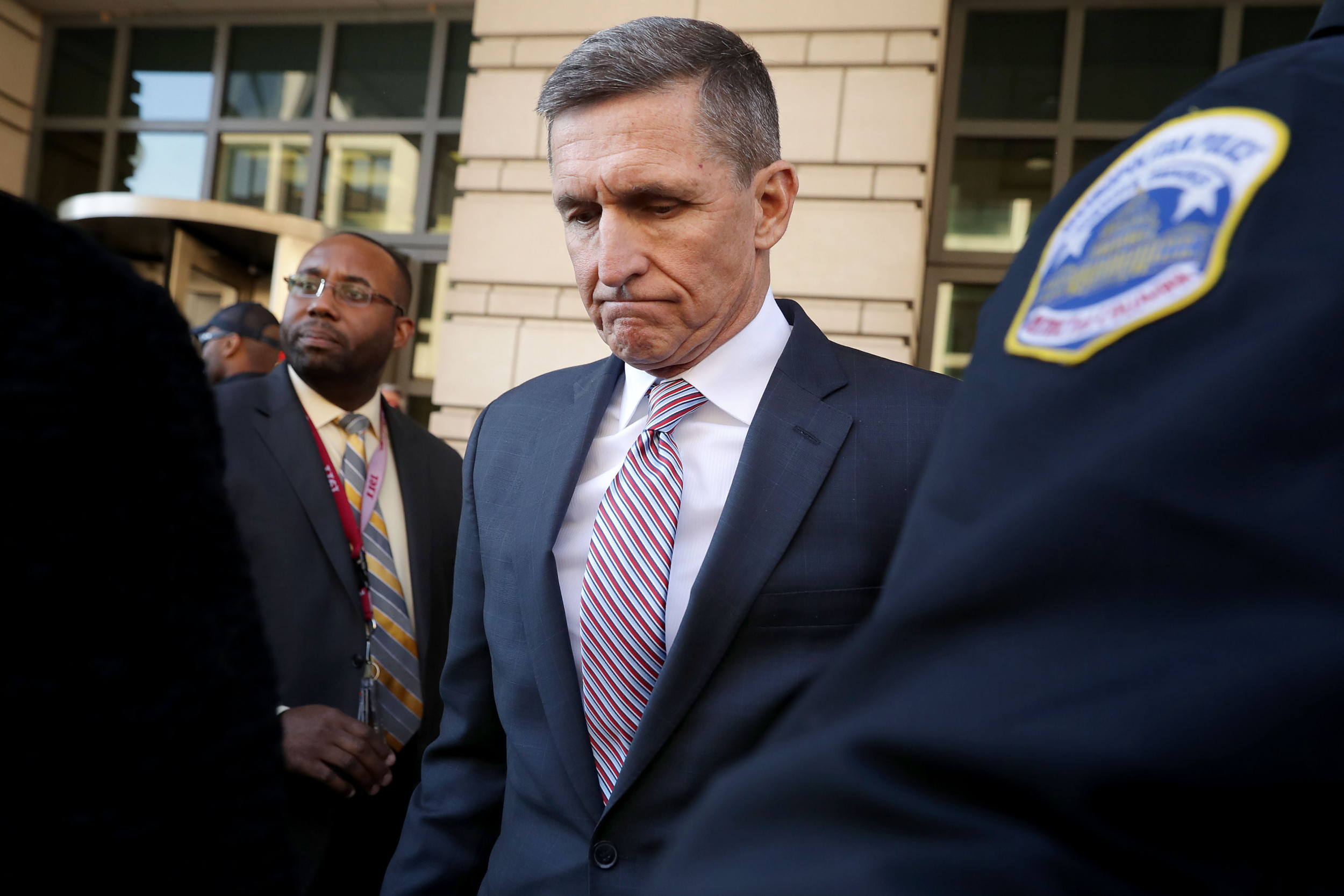 FBI Director Orders Internal Review of Michael Flynn...