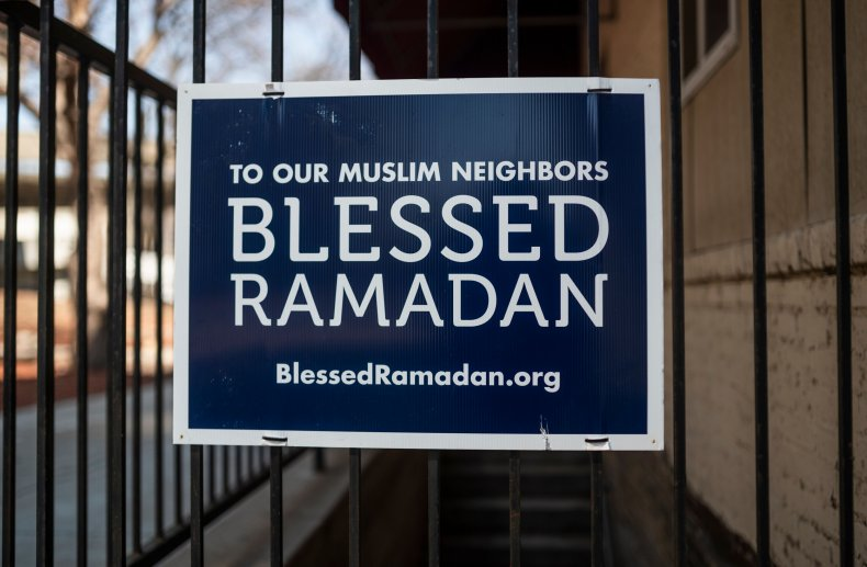 Mosque sign