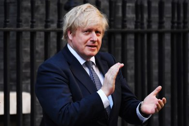 Boris Johnson, Islamophoia allegations