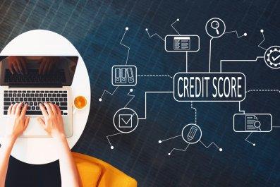 Credit Score Improving