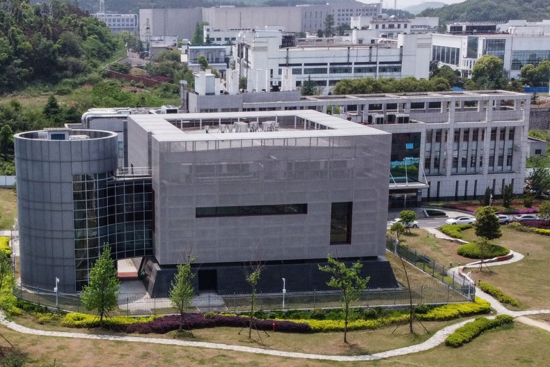 Wuhan lab