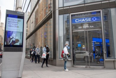 chase bank atm stimulus payment