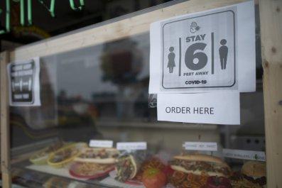 Getty Images Restaurants Open