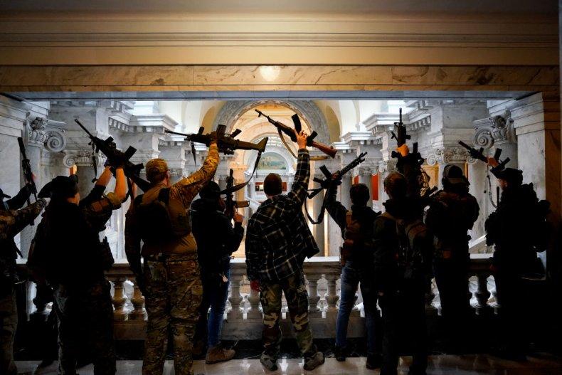 Gun Rights Advocate Rally Kentucky