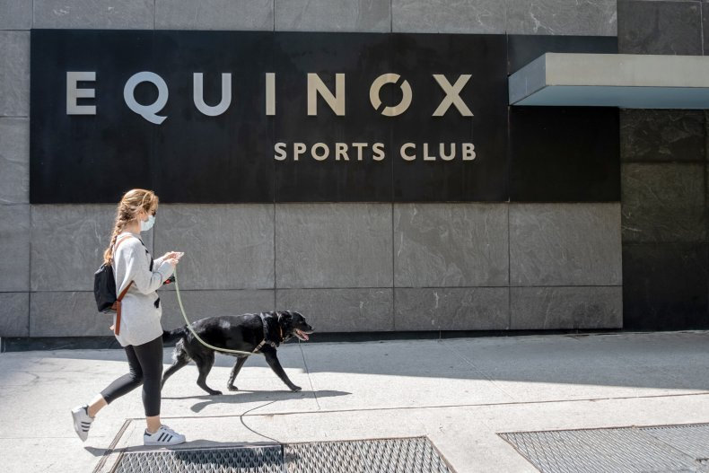 Equinox, New York City, May 2020