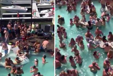 Missouri pool party