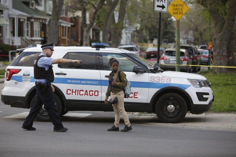 chicago police department shootings coronavirus