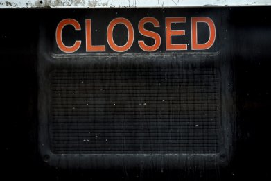 Business closures, coronavirus