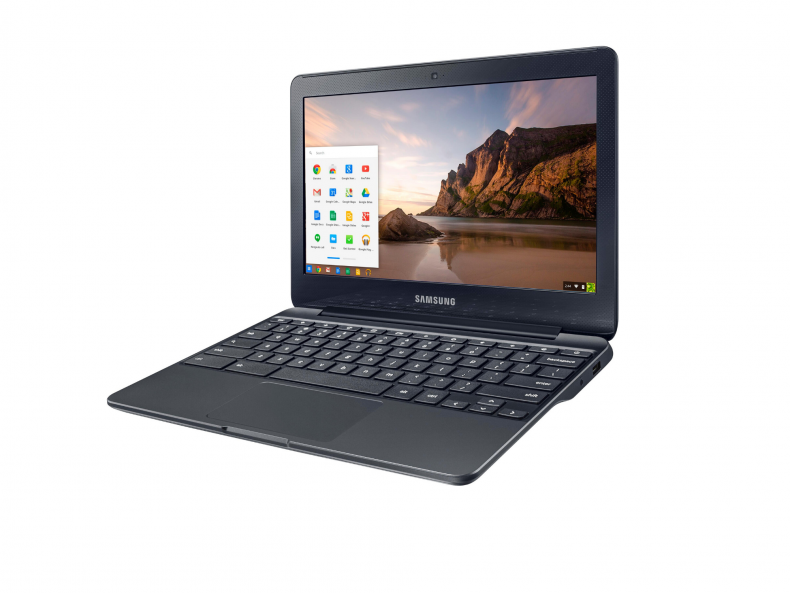 Newsweek AMPLIFY - Samsung Chromebook Refurbished
