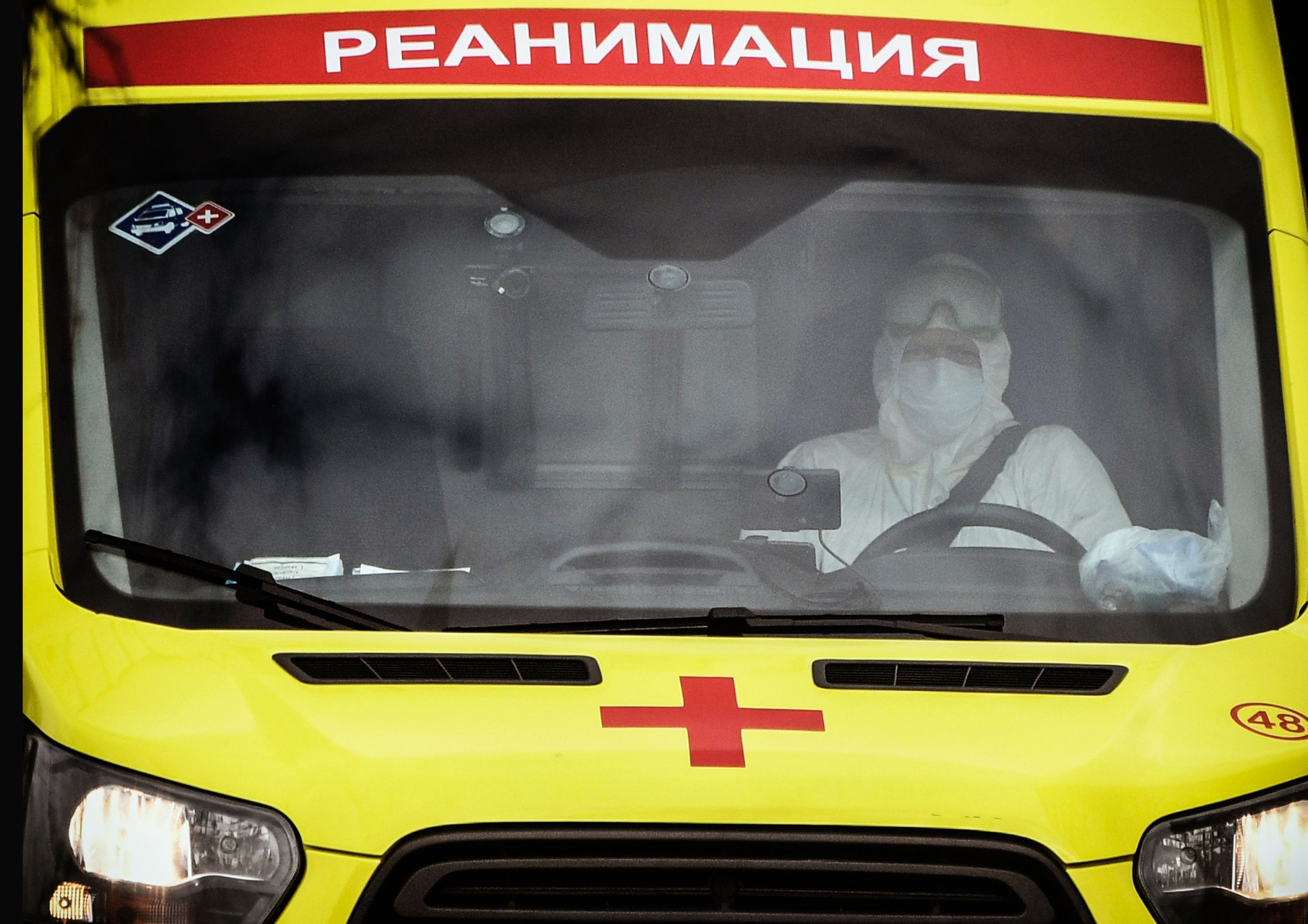 Putin's response to Russia's coronavirus crisis angers medical workers on frontline