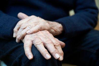 dementia, alzheimer's, elderly, old, stock, getty