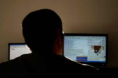 Online harms to children lockdown