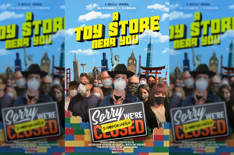 A Toy Store Near You Promo Poster