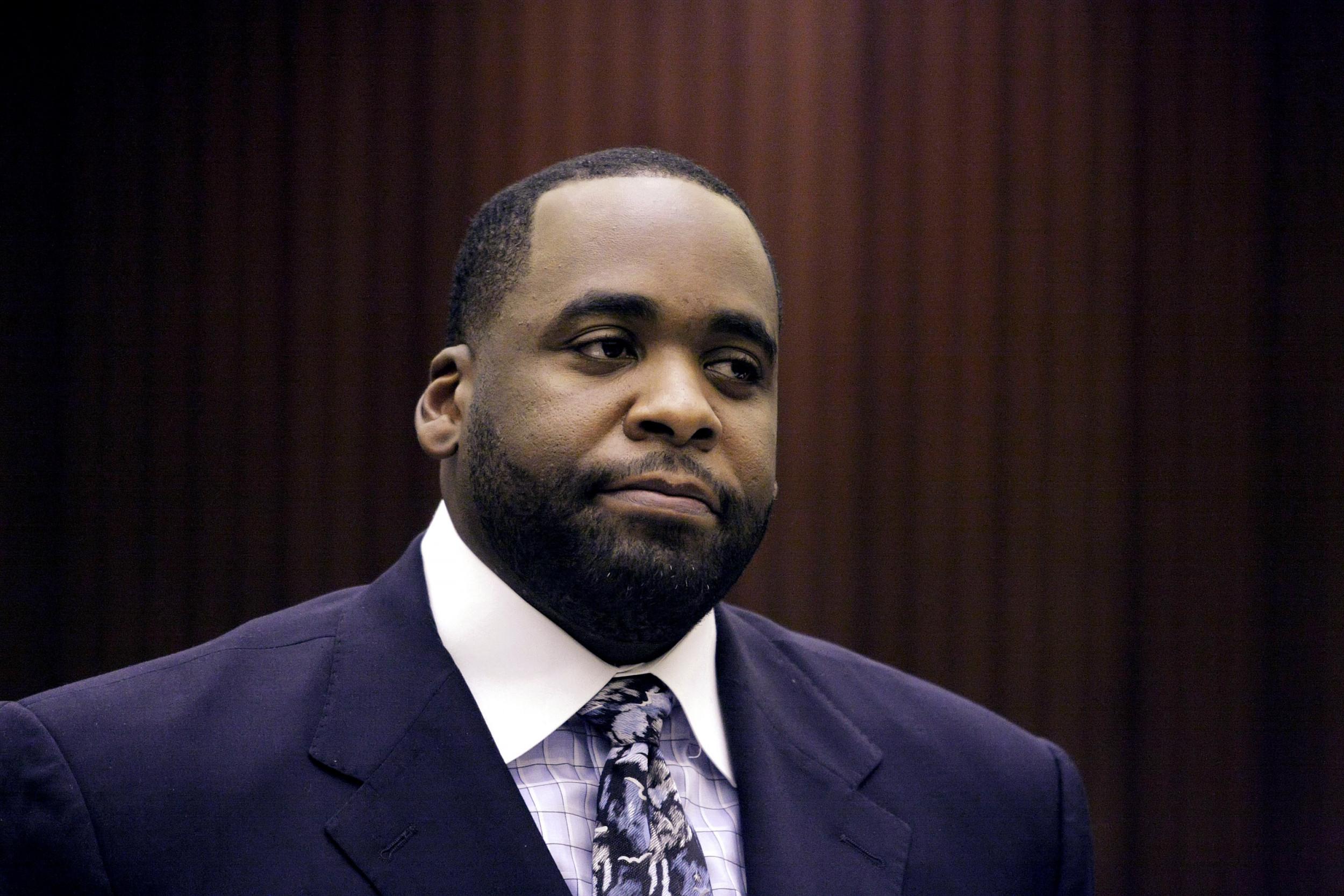 Former Detroit Mayor to Stay in Prison Despite...