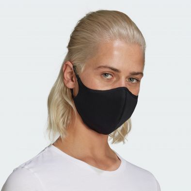 Adidas Face Mask Female Press Image