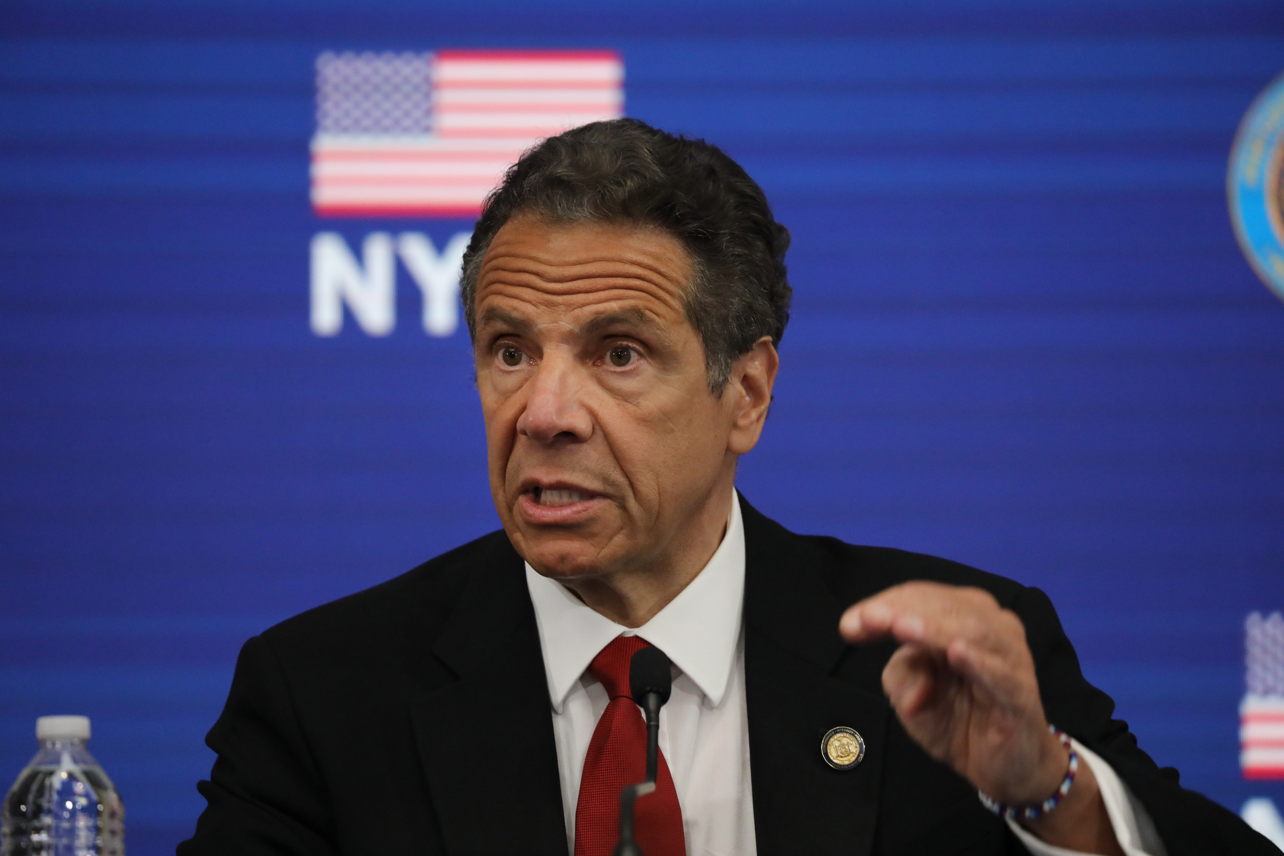 Ny Governor Cuomo S Approval Rating Drops As Voters Disapprove Of His Handling Of Nursing Homes Poll The Daily Cable