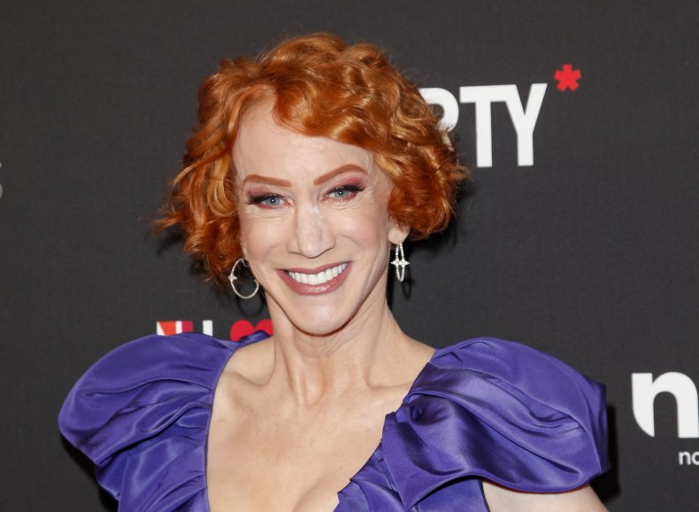 A Timeline of Every Kathy Griffin Scandal
