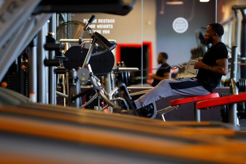 Gym Reopening