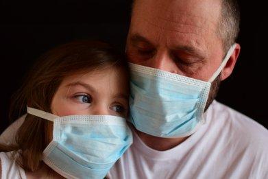 covid19, coronavirus, mask, getty