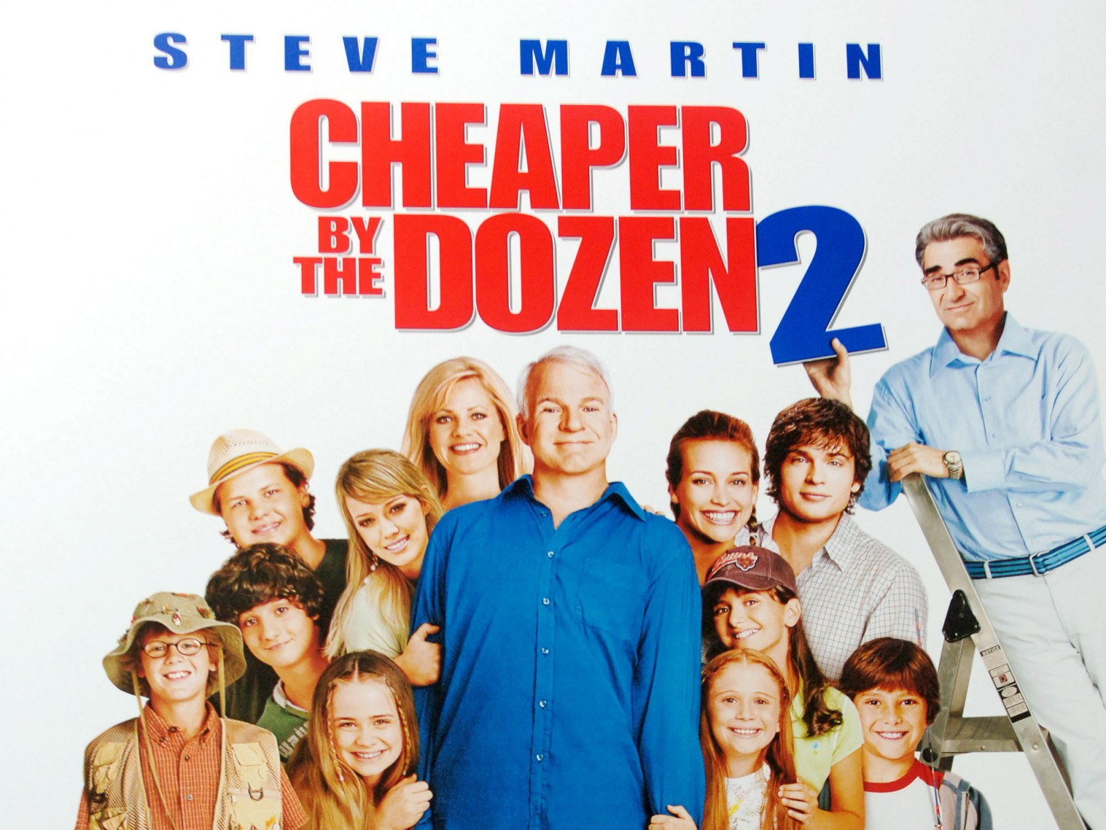 Cheaper By The Dozen Cast Reunite For Tiktok Challenge To Raise Money For Hunger Charity