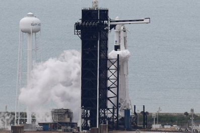 SpaceX, Crew Dragon launch, NASA