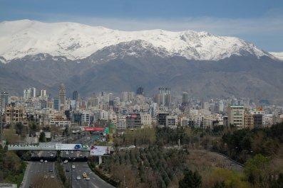 Tehran in 2015