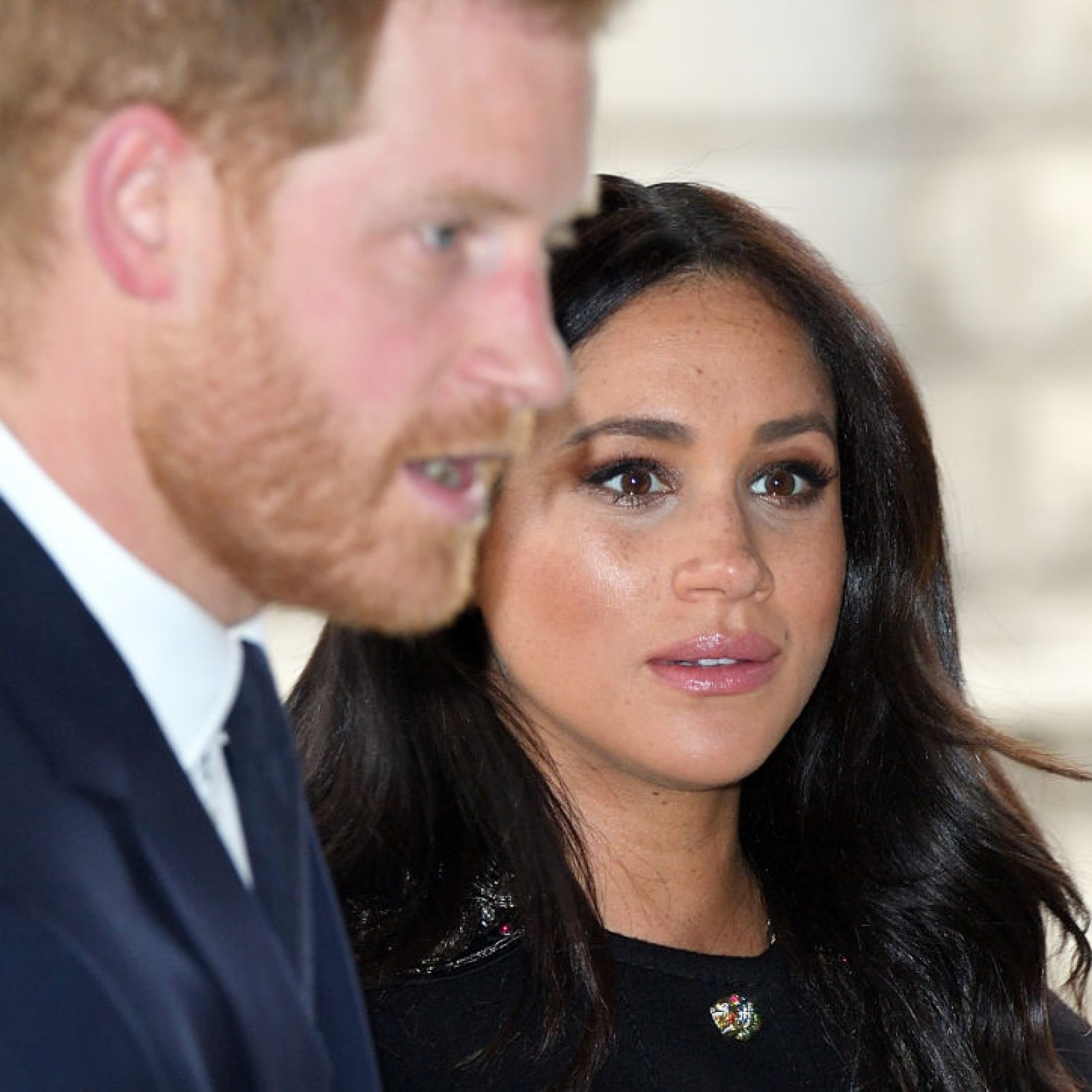 meghan markle and prince harry not using prince charles money for security and still looking for permanent team meghan markle and prince harry not